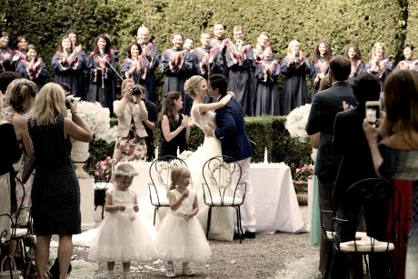 Voices of Heaven - Cerimonie e Matrimoni