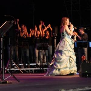 VOH 2016_Semplicemente Cristina On Tour (Teatro della Versiliana)